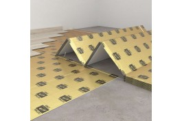 Underlayment for laminate flooring Arbiton Secura LVT Click Smart